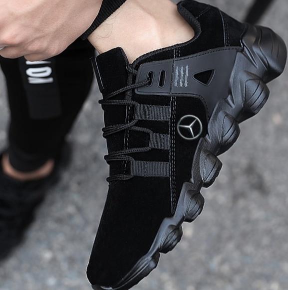 Mercedes Benz Mens Running Shoes